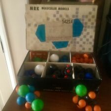 1970s molecular model set