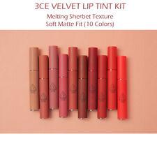 [3CE Stylenanda] 3CE Velvet Lip Tint Kit (10 Colors / Set) - 4g