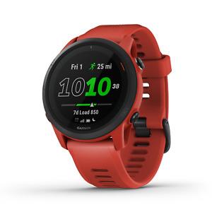 Garmin Forerunner 745 GPS Smartwatch Running On-Device Workouts Watch