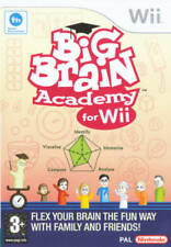 Big Brain Academy (Nintendo Wii Game) *VERY GOOD CONDITION*