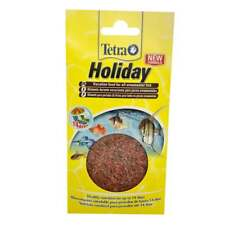 TetraMin Holiday 30g - 14 days vacation fish food ornamental fish aquarium