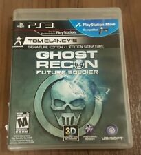 Tom Clancy's Ghost Recon: -- SONY PS3 PLAYSTATION -- A+ CONDITION