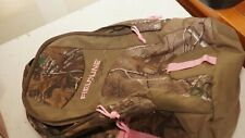 New listing Women's Pink Trim Edition Fieldline Pro Series Camouflage Hunting Back Pack