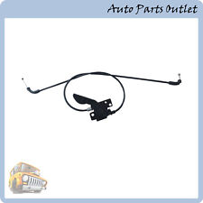 New Hood Latch Lock Release Wire Bowden Cable For BMW 535i 528i 740 51237183765