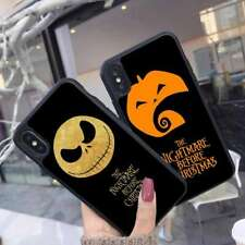 The Nightmare Before Christmas Silicone Cover Case for iPhone Samsung Huawei
