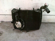 07-16 Honda cbr600rr Radiator W/Fans Engine Cooler OEM