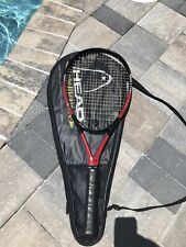 Head Ti. Carbon 7001 Pz Tennis Racquet 4 1/2 Super Lightweight w/Case 9203206