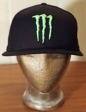 Monster Energy New Era 9Fifty Snapback Black Exclusive Decoration Hat Cap New