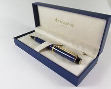 Waterman Man 200 Rhapsody blau, Kugelschreiber neuwertiger Zustand mit Box