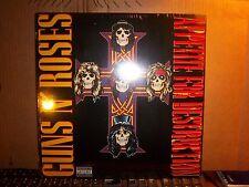 Guns N' Roses Appetite For Destruction LP Album Vinyl MINT(57) Factory Sealed!