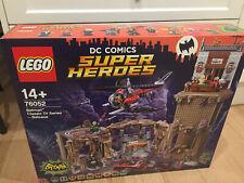 LEGO DC Super Heros set 76052-1: Batman Classic TV Series - Batcave NEW UNOPENED