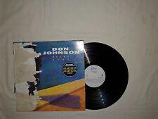 Don Johnson – Heartbeat  - Disco 33 Giri LP Album Vinile UK 1986 Pop Rock