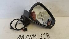 AUDI A3 OFFSIDE DRIVER SIDE DOOR ELECTRIC WING MIRROR 2014