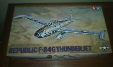 Tamiya Republic F-84G Thunderjet #61060 1/48 scale- Parts Bag Sealed