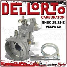 CARBURATORE DELL'ORTO SHBC 19.19 E PER PIAGGIO VESPA PK 50 XL PK50 XL