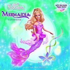Barbie Fairytopia Mermaidia A Storybook
