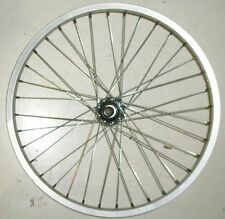 "20"" REAR ALUMINUM BMX BICYCLE RIM BIKE PARTS B137"