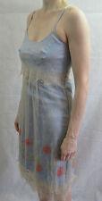 Renato Rucci Size 8 Lavender Blue Evening Dress