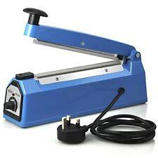 "Heat Sealer 300mm or 12""  Metal/Plastic Bodied Heat Impulse Sealer For Packaging"
