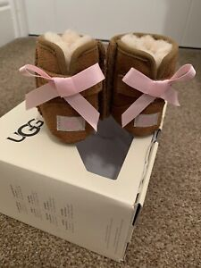 baby girl ugg boots 0-6 Months