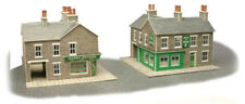Metcalfe Corner Shop & Pub in Stone N Gauge Card Kit PN117