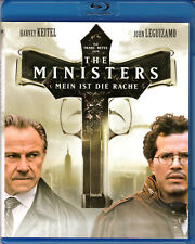 The Ministers , Blu_Ray , 100% uncut , new , Harvey Keitel , John Leguizamo