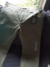 NWT - Dockers Alph(a) Collection Slim Tapered Khaki Pants - 38W 30L