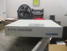 Universal Avionics Model: 1003-02 FMS Simulator.  SCN: 3.2, VC: S<