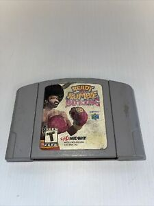 Ready 2 To Rumble Boxing - Nintendo N64 Game  CARTRIDGE ONLY USED