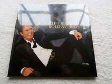 Cliff Richard Bold as Brass Sealed Ltd Numbered 1000 Copies UK Vinyl Album