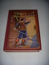 The Three Musketeers by Dumas and Higgins Published in 1931