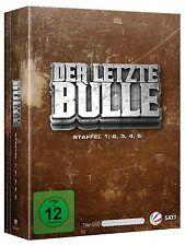 DER LETZTE BULLE 1-5 DIE KOMPLETTE STAFFEL / SEASON 1 2 3 4 5 DVD BOX  DEUTSCH