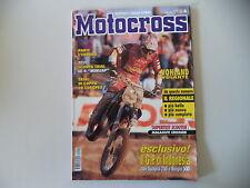 MOTOCROSS 4/1997 SCORPA EASY RACE 280/MALAGUTI CROSSER EL/HONDA CR 80/YAMAHA YZ