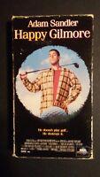 Happy Gilmore (1996, used VHS, good condition) Adam Sandler