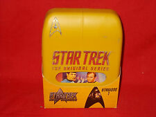 STAR TREK THE ORIGINAL SERIES STAGIONE 1 COFANETTO 6 DVD