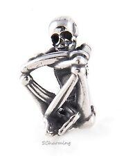 Authentic Trollbeads Skeleton Spirit 11532