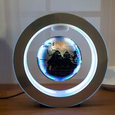 4''Magnetic Levitating Globe Anti-Gravity Floating Rotate Earth Gift For Friend