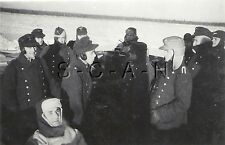 WWII German RP- Luftwaffe AA Battery- Crew Members- Hat- Winter Kit- 1940s