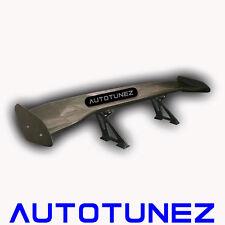 "58"" UNIVERSAL Carbon Fiber 3D GT Wing Rear Spoiler Racing Track Type B Autotunez"