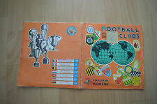 Album Panini Football Clubs 1975 Complet!