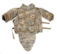 US MILITARY TACTICAL AIRSOFT PAINTBALL OTV COMBAT VEST - COLORS MULTI-CAM