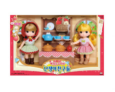 Little Mimi Snow White Mimi Dwarf Friends Korean Children Toy