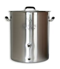 BEST BREW KETTLE BREWERS BEAST 16GAL TRICLAD HEAVY STAINLESS with 2 WELDED PORTS