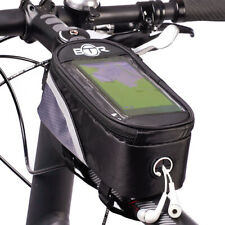 Bicycle Frame Bag Waterproof Bicycle Phone Holder Cycling Bags New Fashion US