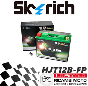 Ducati Monster S4 Rs 998 2006 2007 2008 Lithium Battery YT12B-BS Skyrich