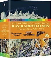 The Wonderful Worlds Of Ray Harryhausen, Volume 2: 1961-1964 BLURAY DL007583