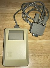 1984 Apple Macintosh 1st Originale Stile Beige Mouse M0100 funzionante! MAC 128K BELLO