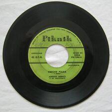 Fireside Polka b/w The Three Uncles Johnny Menko & Aristocrats 45 Piknik 1006 VG