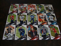 2009 Score Football---Rookies---Glossy---Lot Of 15---Multi-Lots---See List