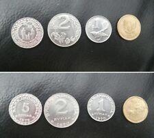 Indonesia lotto monete del 1970-1979-1996